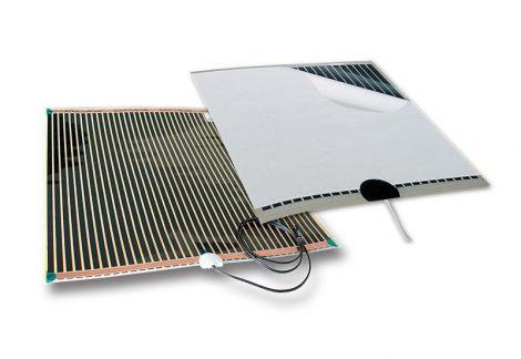 COMFORT HEAT CAHF-25, Elektrická vyhrievacia fólia proti zahmlievaniu zrkadiel - 25W, (274x574mm),