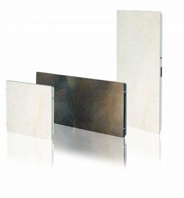 Elektrický keramický vykurovací panel so zásobníkom tepla - ClimaStar SMART TOUCH 1000 W Vertikálny