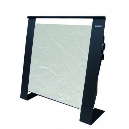 Climastar ETNA 1500W biely vápenec - prenosný keramický elektrický výhrevný panel