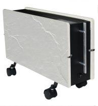 Climastar OPTIMUS 1600W biela bridlica- keramický elektrický vykurovací panel s tepelným zásobníkom