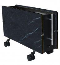 Climastar OPTIMUS 1600W čierna tabla- keramický elektrický vykurovací panel s tepelným zásobníkom