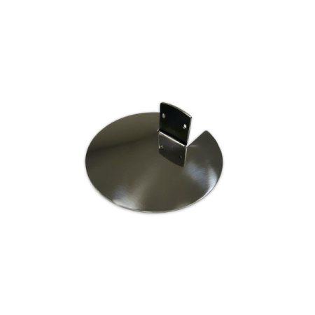 ClimaStar podlahové nožičky - 20 cm nehrdzavejúca oceľ (pre modely 50x50)