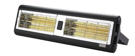 Tansun Sorrento dvojitý infračervený žiarič 3 kW čierny