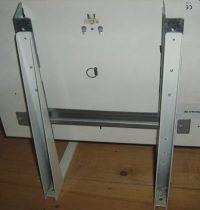 Podlahové nožičky pre konvektory TFH
